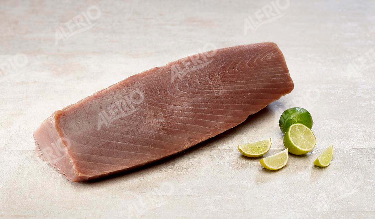 Lomos de atún. ALFRIO ultracongelados